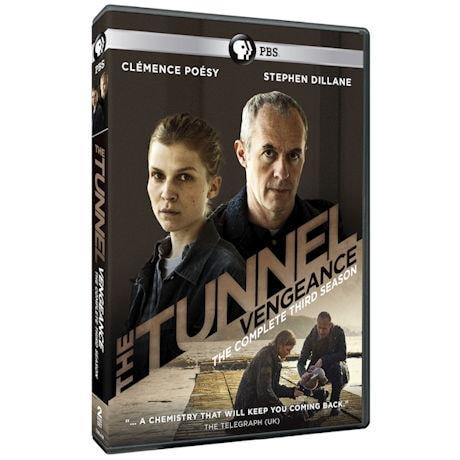 The Tunnel: Vengeance Season 3 (UK Edition) DVD