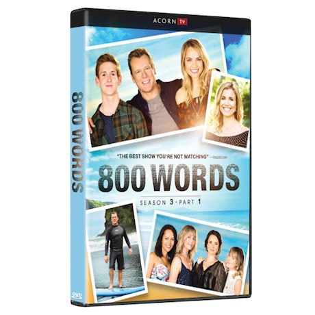 800 Words: Season 3 DVD, Part 1