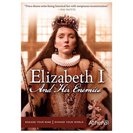 Elizabeth I and Her Enemies DVD