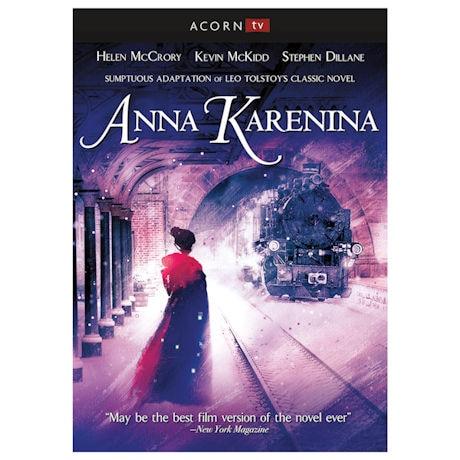 Anna Karenina (<i>Masterpiece</i>) DVD