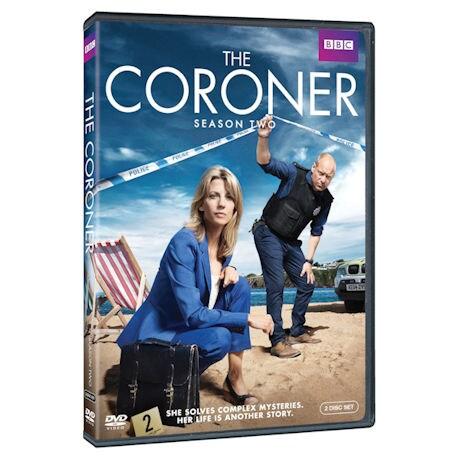 The Coroner: Season 2 DVD