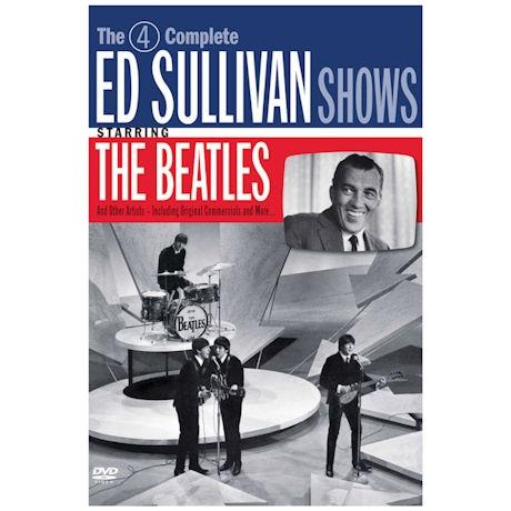 Complete Ed Sullivan Shows Starring The Beatles DVD
