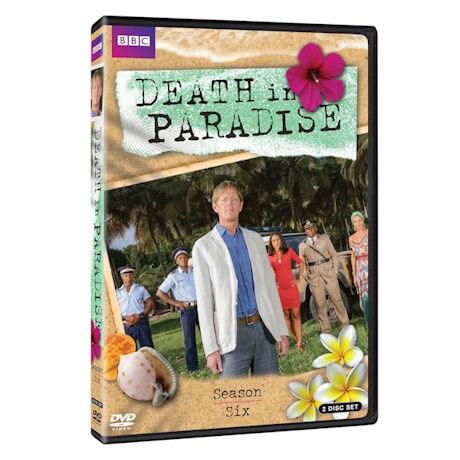 Death in Paradise Season Six DVD