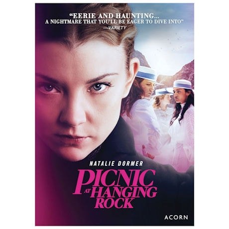 Picnic at Hanging Rock DVD & Blu-ray