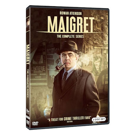 Maigret The Complete Series DVD
