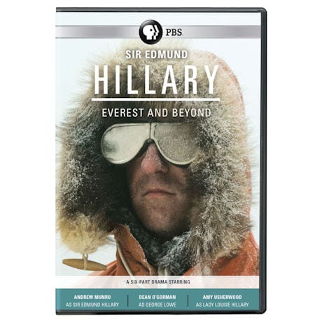 Hillary: Everest and Beyond DVD