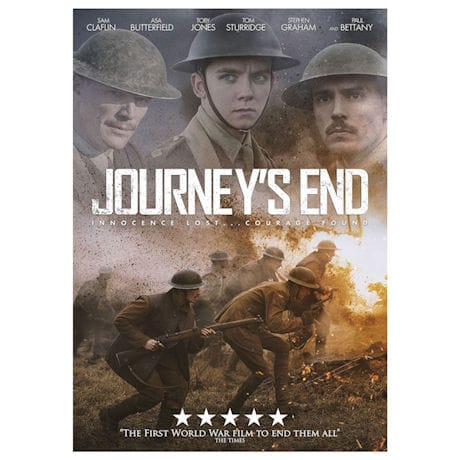 Journey's End DVD