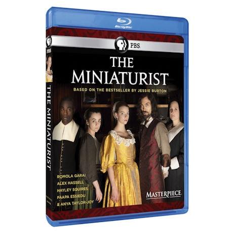 The Miniaturist DVD & Blu-ray