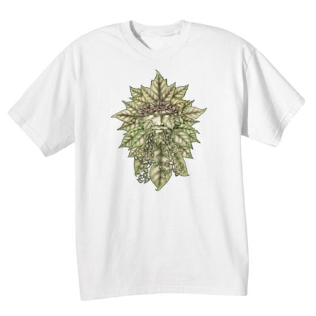 Green Man Shirts