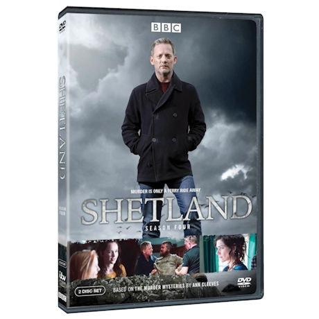Shetland: Season 4 DVD