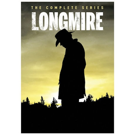 Longmire: The Complete Series DVD