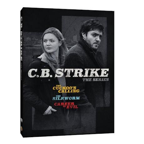 C.B. Strike The Series DVD