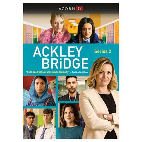 Ackley Bridge: Series 2 DVD