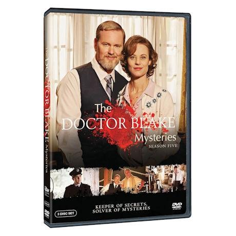 Doctor Blake Mysteries: Season Five DVD