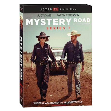 Mystery Road: Series 1 DVD & Blu Ray