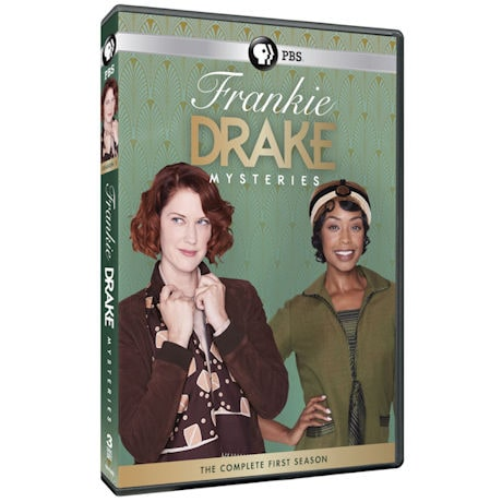 Frankie Drake Mysteries DVD