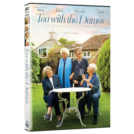 Tea with the Dames DVD