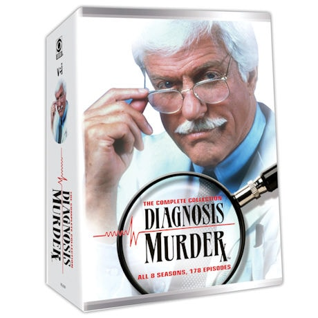Diagnosis Murder: The Complete Collection DVD