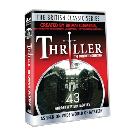 Thriller: The Complete Collection DVD
