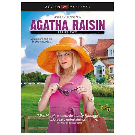 Agatha Raisin Series 2 DVD