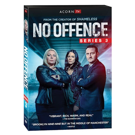 No Offence, Series 3 DVD