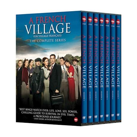 A French Village Complete Binge Set DVD