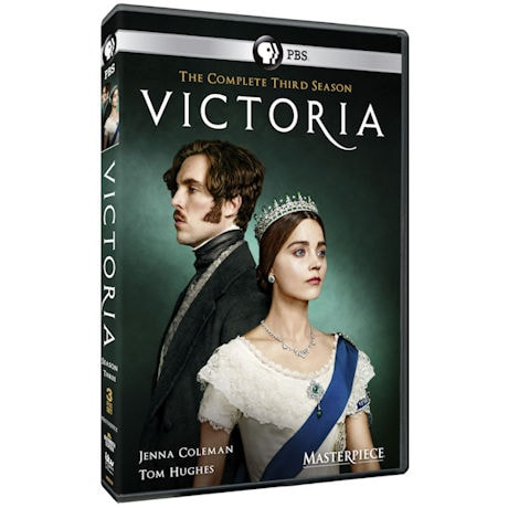 Victoria Season 3 DVD &  Blu-ray