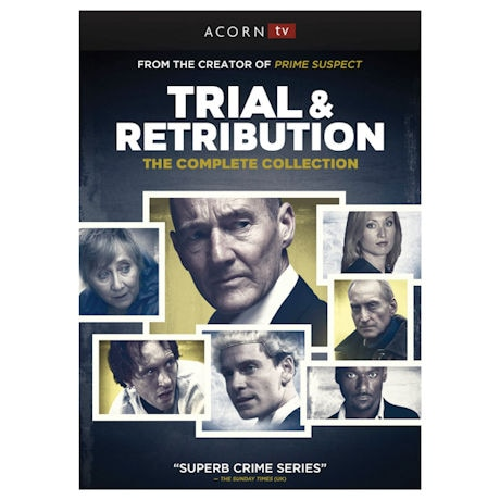 Trial & Retribution: The Complete Collection DVD