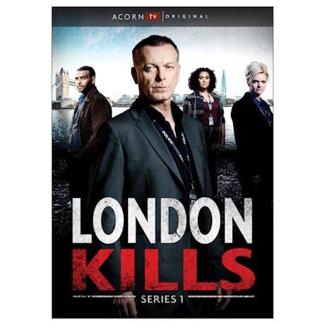 London Kills: Series 1 DVD & Blu-ray