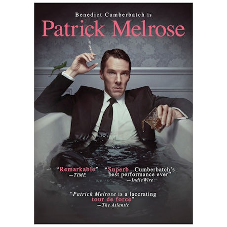 Patrick Melrose DVD & Blu-ray