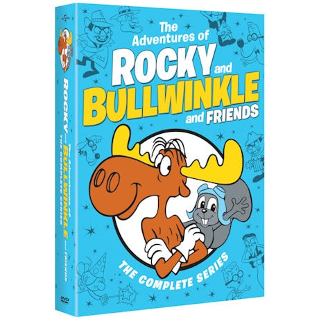 Rocky & Bullwinkle: The Complete Series DVD