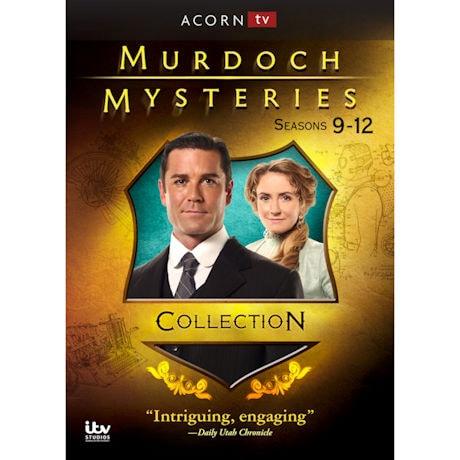 Murdoch Mysteries Seasons 9-12
