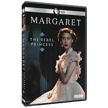 Margaret: The Rebel Princess DVD