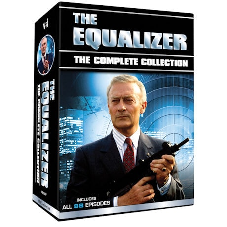 The Equalizer: Complete Collection DVD