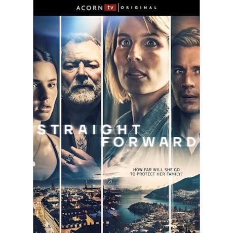 Straight Forward DVD