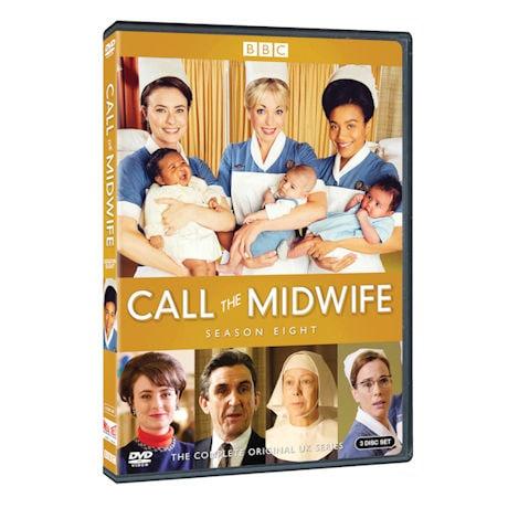 Call the Midwife Season 8 DVD