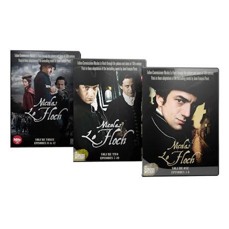 Nicholas Le Floch Complete DVD Collection