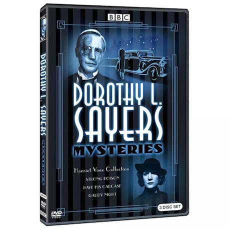 Dorothy L. Sayers Mysteries DVD