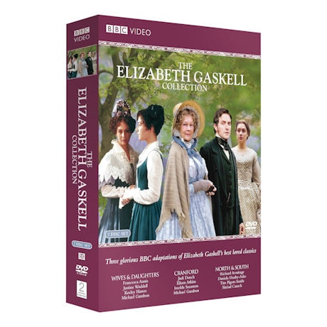 The Elizabeth Gaskell DVD Collection
