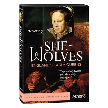 She-Wolves: England's Early Queens DVD