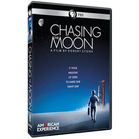 Chasing the Moon DVD & Blu-Ray