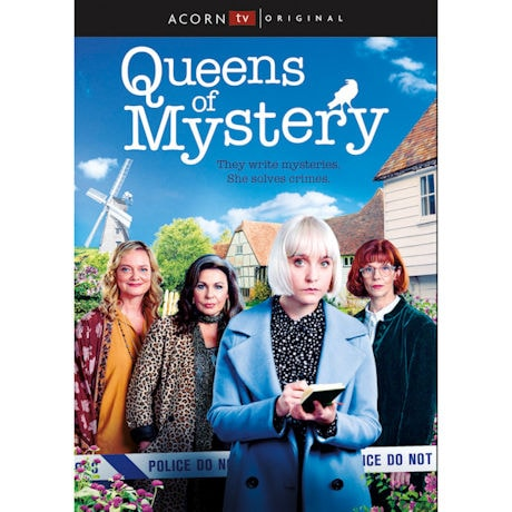 Queens of Mystery DVD