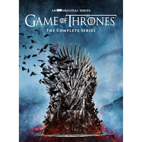Game of Thrones The Complete Series DVD & Blu-ray