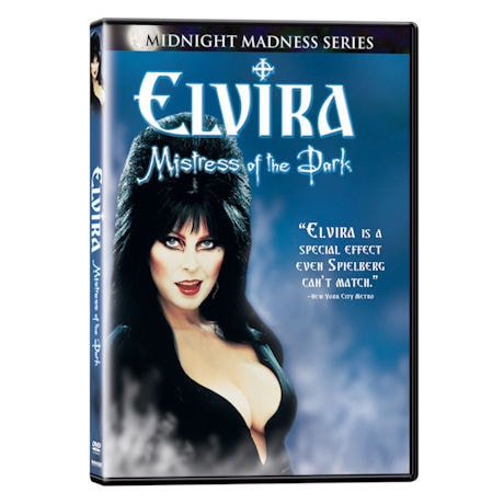 Elvira: Mistress of the Dark DVD