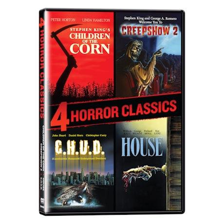 4 Horror Classics DVD