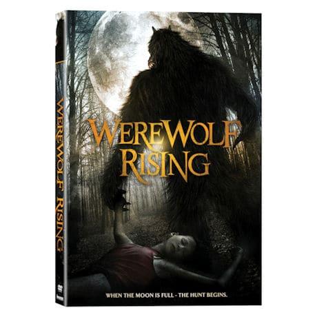 Werewolf Rising DVD