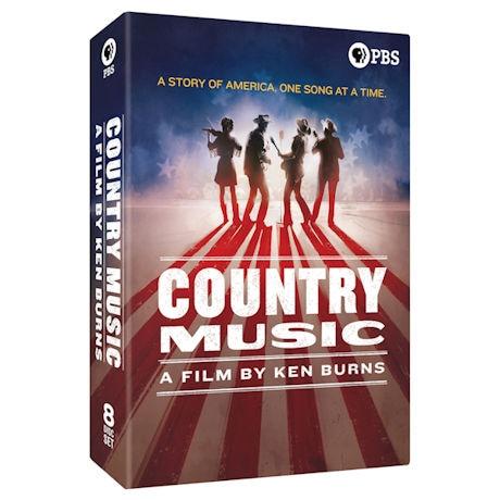 Country Music: A Film by Ken Burns DVD & Blu-ray