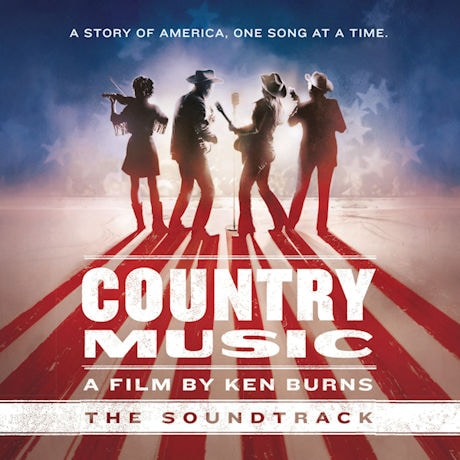 Country Music Soundtrack: Deluxe 5 CD Edition