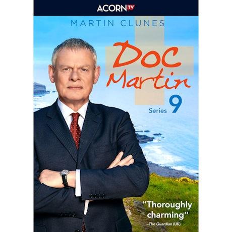 Doc Martin: Series 9 DVD & Blu-Ray