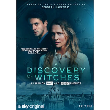 A Discovery of Witches DVD & Blu-ray